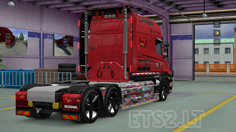 Scania-T-Drifting-Skin-2