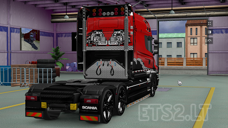 Scania-T-Red-Black-Skin-2