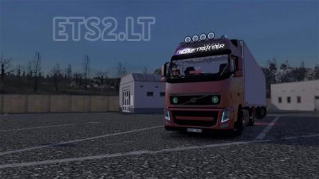 Volvo-FH-13+Trailer