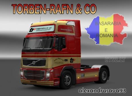 Volvo-FH-2009-Torben-Rafn-&-Co-Skin