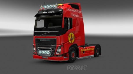 Volvo-FH-2012-Belgian-Red-Devils-Skin-1