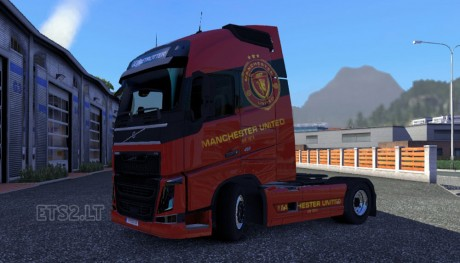 Volvo-FH-2012-Manchester-United-Skin-1
