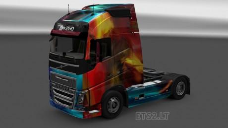 Volvo-FH-2012-Paint-Color-2