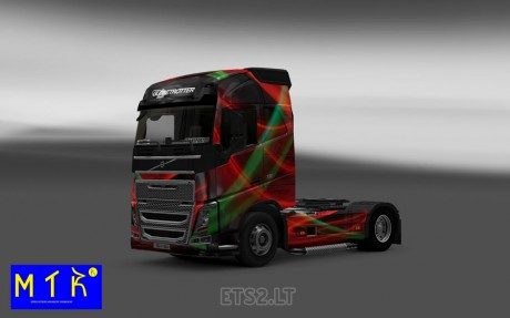 Volvo-FH-2012-Red-Effect-Skin-2