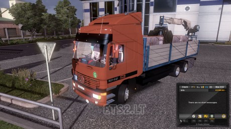 actros-truck-mod