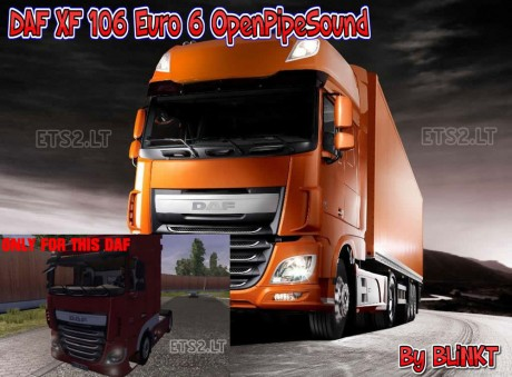 DAF-XF-106-Euro-6-Open-Pipe-Sound