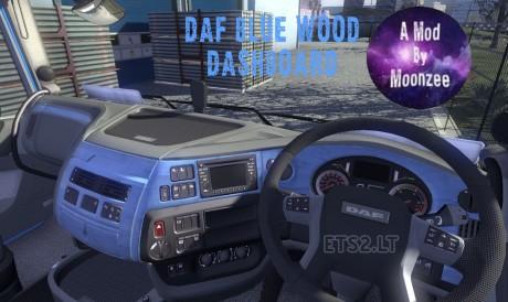 DAF-XF-Euro-6-Blue-Wood-Dashboard