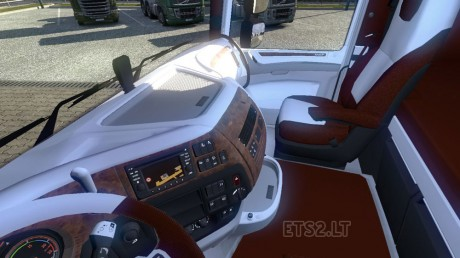 DAF-XF-Euro-6-Brown-White-Interior-1