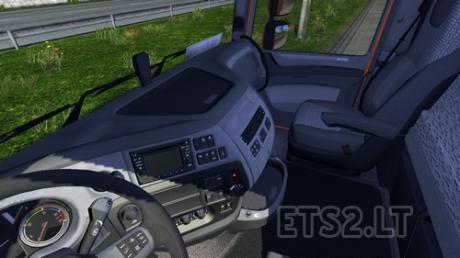 DAF-XF-Euro-6-Chrome -Dashboard