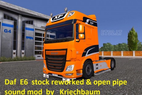 DAF-XF-Euro-6-Stock-reworked-&-Open-Pipe-sound