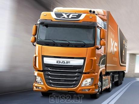 DAF-XF-Euro-6-Template