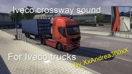 Iveco-Crossway-Sound-v-1.0