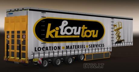 Kiloutou-Trailer