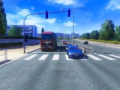 New-Traffic-Level-1