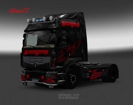 Renault-Premium-Black-Hawk-Skin-1