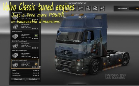 Volvo-FH-2009-Tuned-Engines