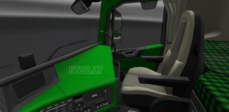 Volvo-FH-2012-Green-Interior-1