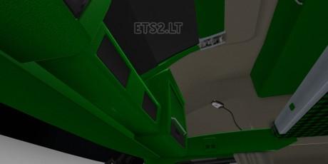 Volvo-FH-2012-Green-Interior-2