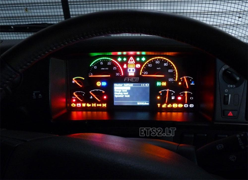 Mack Truck: Mack Truck Warning Lights