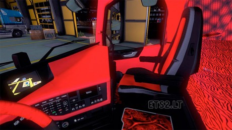 volvo-red-black-interior