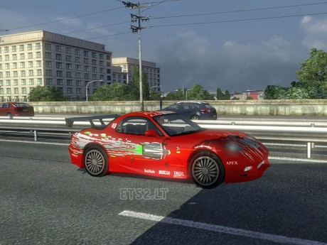 AI-Traffic-Mazda-RX-7-1