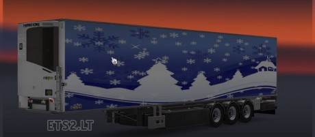 Chereau Great Cold Trailer 1
