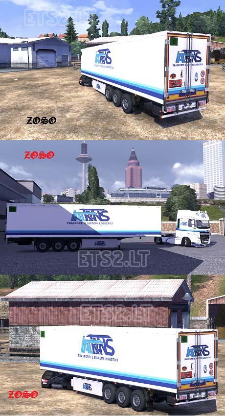 Coolliner-Italtrans-Trailer