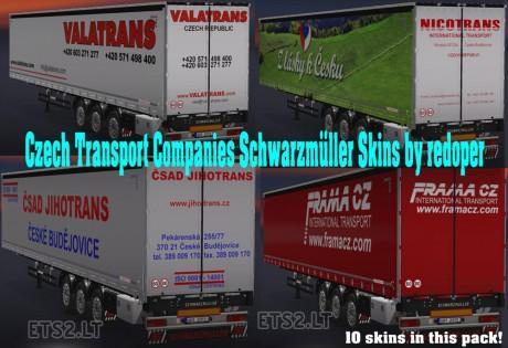 Czech-Transport-Companies-Trailer-Skin-Pack
