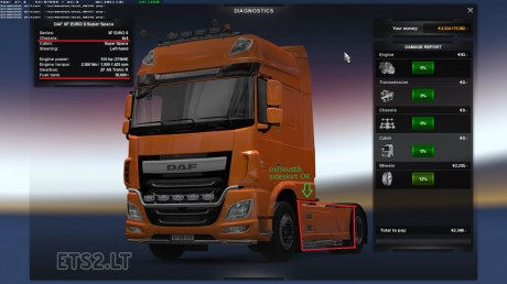 DAF-XF-Euro-6-Chassis-and-Fuel-Tank