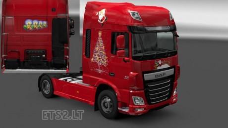 DAF-XF-Euro-6-Christmas-Skin