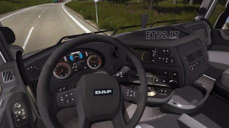 DAF-XF-Euro-6-Interior