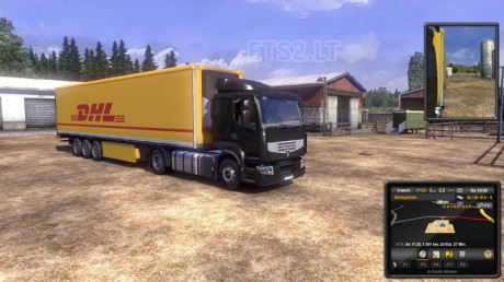DHL-Coolliner-Trailer