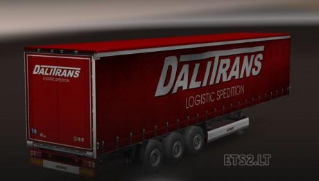 Dalitrans-Trailer