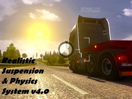 Realistic-Suspension-&-Physics-System-v-4.0