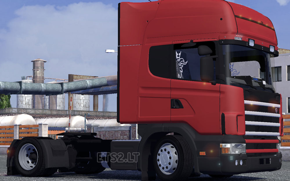 Daf xf tuning mod ets2 euro truck simulator 2 youtube - Ets 2 Scania 124 Mod