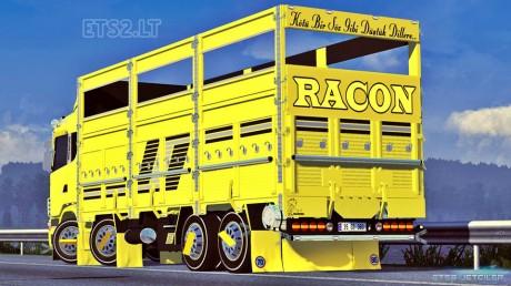 Scania-Racon-Pickup