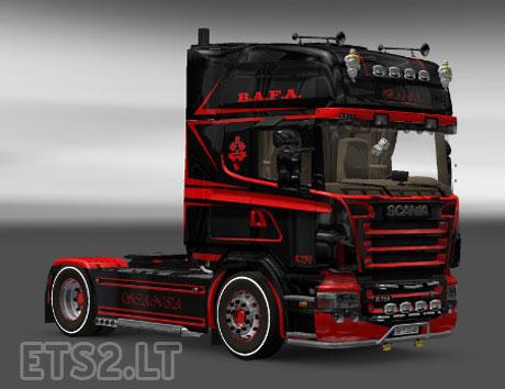 Scania-Red-Black-Skin