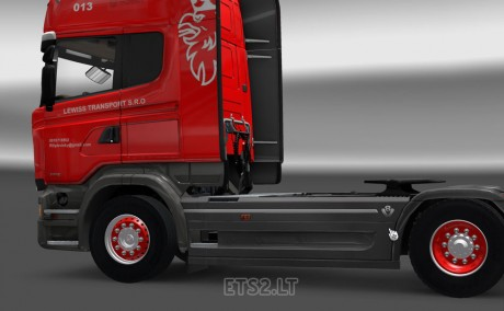 Scania-Red-White-Wheels