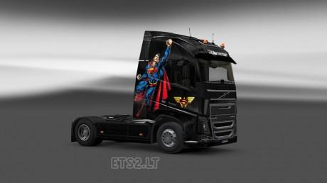 Volvo-FH-2012-Superman-Skin-1