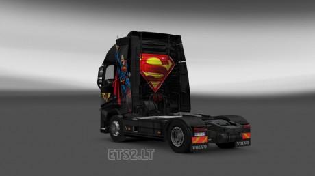 Volvo-FH-2012-Superman-Skin-2