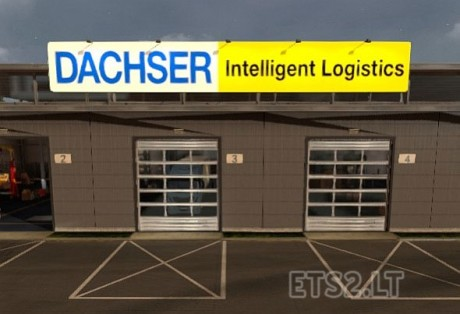 dacher-garage