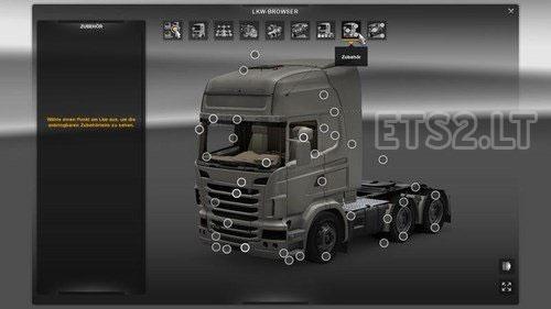 Euro Truck Simulator 2 1.14 Моды