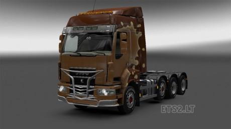sisu-truck