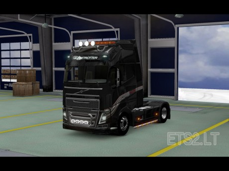 Vridmoment volvo fh 750