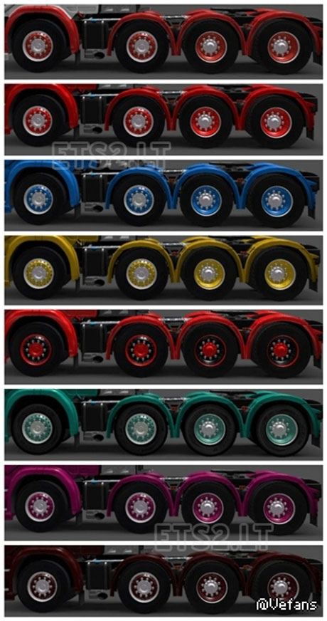 wheels-colored
