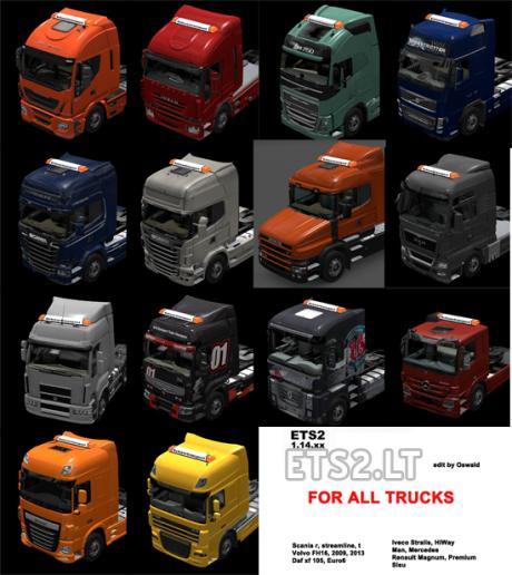 Beacons-Pack-for-all-Trucks