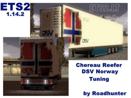 Chereau-DSV-Trailer-v-1.0