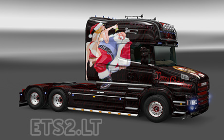 [Contest]-Scania-T-Merry-Christmas-Skin-1