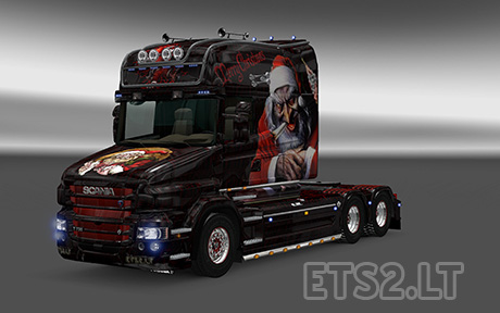 [Contest]-Scania-T-Merry-Christmas-Skin-2