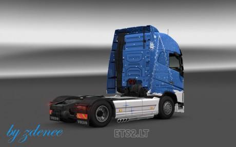 [Contest]-Volvo-FH-2012-Christmas-Skin-2